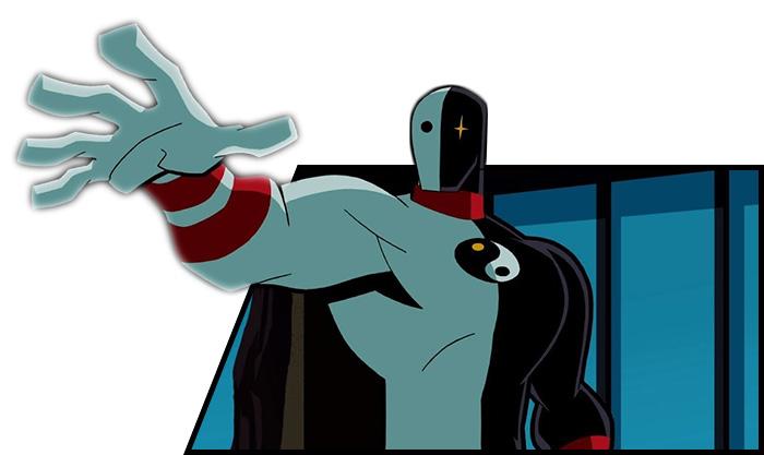 Эквинокс / Equinox: Краткая история суперзлодея комиксов DC
