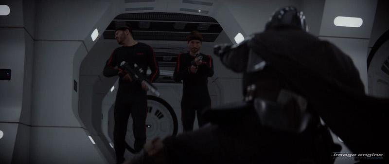 Звездные войны спецэффекты